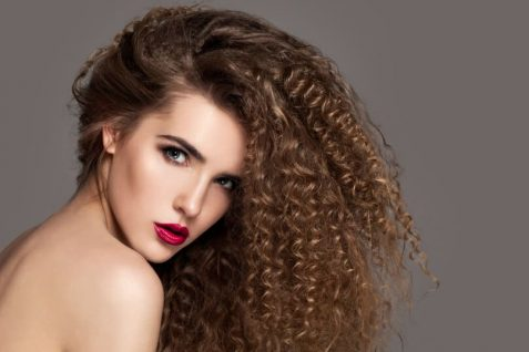 Perm Hairstyle Examples for Women