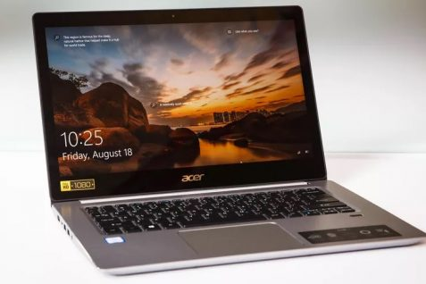 Acer Swift 3: Ultrabook Paling Murah Se-Indonesia