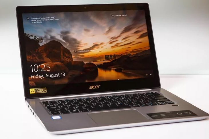 Acer Swift 3 : Ultrabook Paling Murah Se-Indonesia