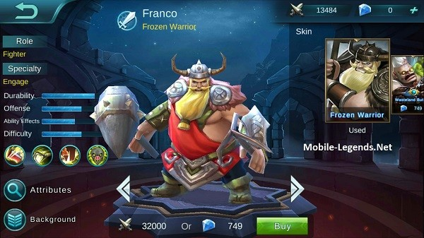Tips Bermain Role Tank di Mobile Legends